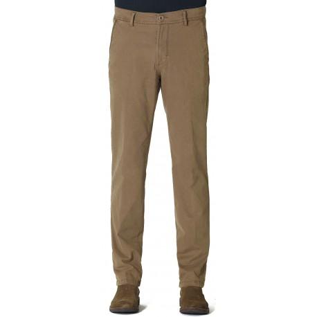 Pantalon Slim poches U.S satin razo stretch lourd