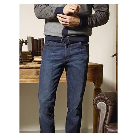 Pantalon Homme - Couleur Denim