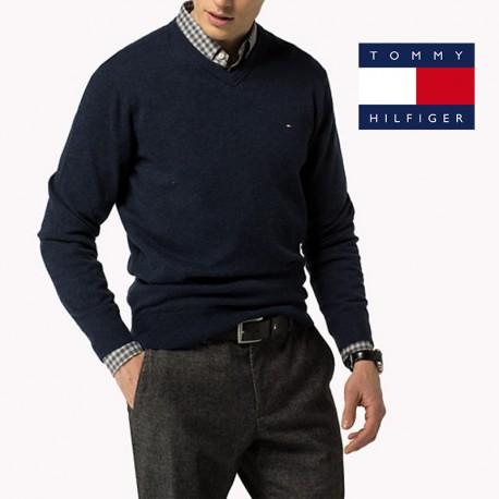 Pull Tommy Hilfiger, laine mélangée