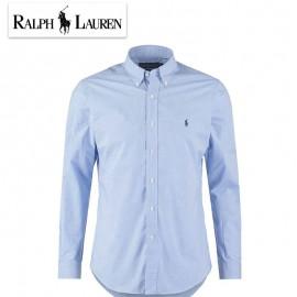 Chemise Ralph Lauren Ciel - SLIM - col à boutons