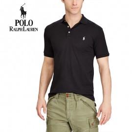 Polo Ralph Lauren noir - Soft Touch