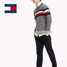 Pull Tommy Hilfiger, à rayures