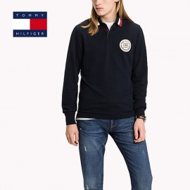 Polo manches longues Tommy Hilfiger