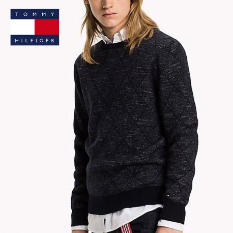 Pull Tommy Hilfiger - laine haut de gamme