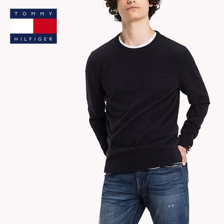 Pull Tommy Hilfiger, col rond
