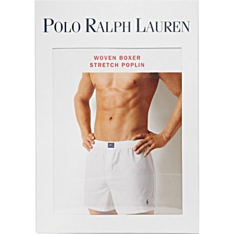 Caleçon coton stretch poplin - Polo Ralph Lauren