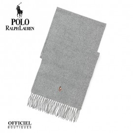 Écharpe en laine vierge Ralph Lauren