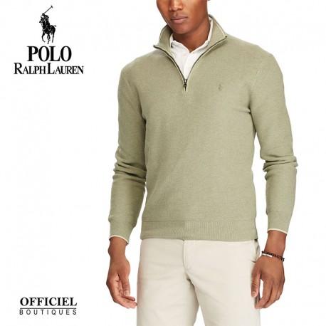 Pull zippé Ralph Lauren