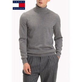 Pull Tommy Hilfiger, col roulé