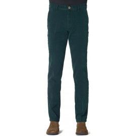 Pantalon Slim poches U.S grosse gabardine Emerise