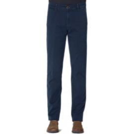 Pantalon Slim poches U.S satin gabardine  stretch lourd