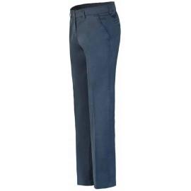 Pantalon homme Slim coton stretch chino raso satin