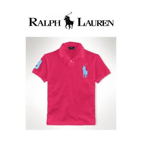 Ralph Lauren polo homme slim maille piquée marque Ralph Lauren