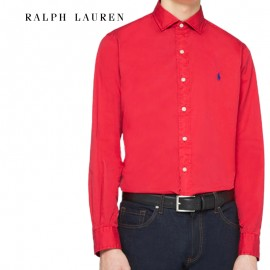 Chemise Twill slim fit Ralph Lauren
