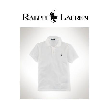 Ralph Lauren polo homme regular fit pique stretch marque Ralph Lauren