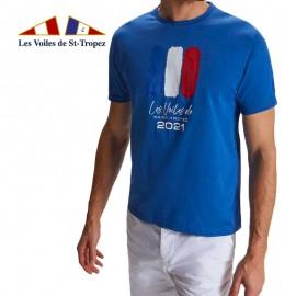 T-shirt Graphic Les Voiles de Saint-Tropez