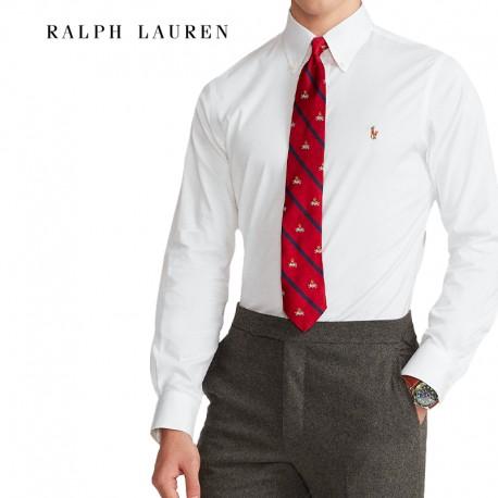 Chemise Oxford slim fit Ralph Lauren
